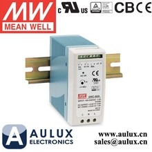 Meanwell DRC-60B 60W 27.6V 2.15A Power Supply with Battery Charger (UPS Function) DIN Rail Power Supply