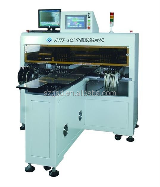 inline pick and place machine for SMD mounting with CE certification