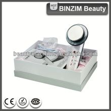 Family salon use slimming microcurrent & led light facial machine