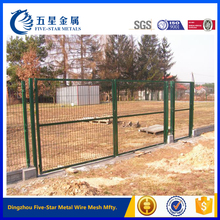 easily assembled fence for garden china