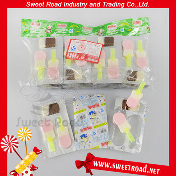 Ice Cream Shape Milk Candy,Artificial Candy
