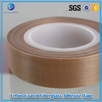 clear manufacturer unidirectional fiberglass teflon waterproof adhesive insulation tape