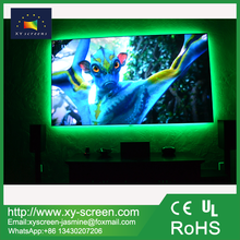 100 inch 16:9 daylight projector screens ultra short throw projector screen