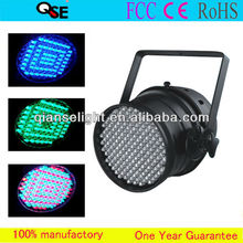 183pcs F10mm RGB DMX Concert Stage Lighting LED Par64 Pro