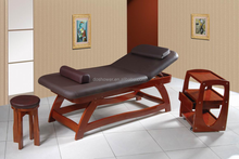 Luxury comfortable for massage spa furniture electric massage table