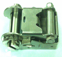 Stainless Sheet Steel Ratchet Buckle - Stamping Outsourcing For OEM Service