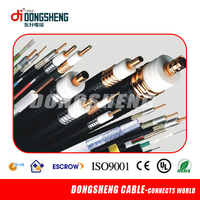 50 ohm 7/8'' Corrugated RF Coaxial Cable