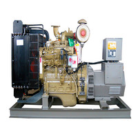 Various series models of diesel generating sets