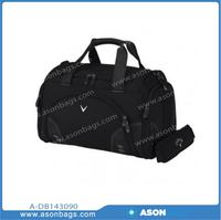 SPORT MEDIUM DUFFLE, BUSINESS AIR, TRAIN TRIP