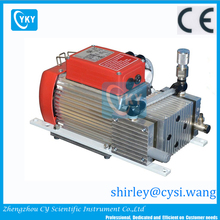 Two Stage Compact Oil-Free Diaphragm Dry Compressor Pump