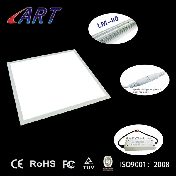 3 years warranty high brightness 2x2 led ceiling light RGBW dimmable color temperature adjustable 600x600 led ceiling light