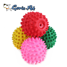 Safe Non-toxic Rubber Latex Dog Playing Chew Toy Balls
