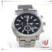 Latest Watch! Top Brand Mens Sapphire Crystal Glass Wrist Watches Automatic Chronograph Movement Watches