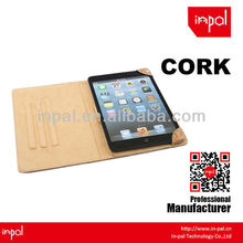 cork smart universal tablet case for ipad mini