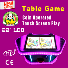 children cheap arcade game for sale puzzle game find fault touch screen game machine cabinet