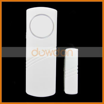 90dB AA*2 Wireless Door Window Entry Safety Security Alarm