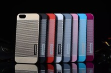 Newest Hot sale Aluminum Metal Hard Case Cover for iphone 5 ,for iphone 5 Aluminum motomo cases