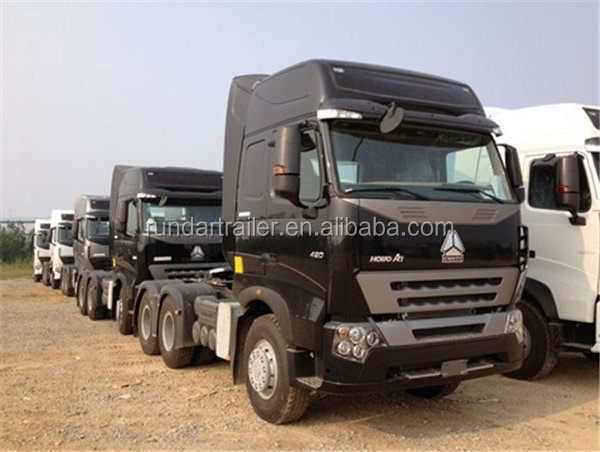 Alibaba china useful 4x2 sino truck used tractor head truck