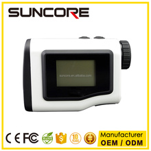 SUNCORE 6x21 Pinseeker Slope OEM Hunting Laser Rangefinder Mini Golf Range Finder Manufacturer from China