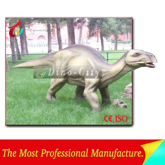 Outdoor Operated Resin Artificial Dinosaur for sale