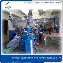 building wire machine for cable making /electric wire and cable extruding machines