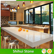 shihui AAA grade starlight seashell quartz countertop for house