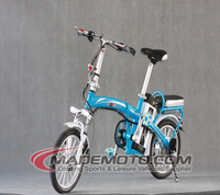 Factory Price mini folding electric bicycle/Lithium Electric Bicycle/City E Bike (LB2501)