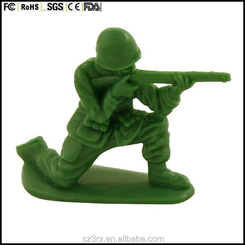 custom made tiny soldier figurine,make my own design small soldier figurine,plastic figurine China factory