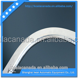 wholesale china merchandise garage door track international standard