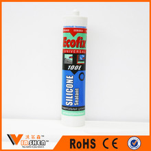 general purpose silicone sealant 2500 permanently flexible fast curing acetoxy sealant quality high-temp 100% silicone sealant