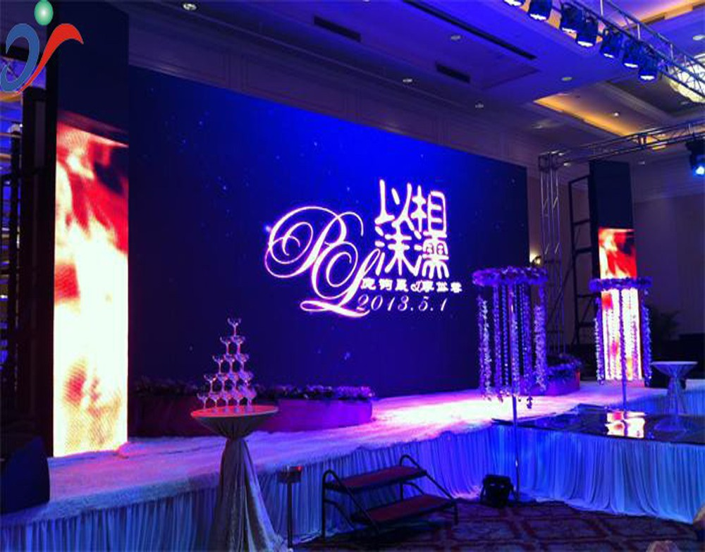 Led stage background video wall P3 xxx LED Indoor rental led panel P3mm