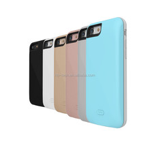 BEST travel partner powerbank case FOR Iphone 7 portable battery charger for APPLE 7 2600mah power bank case