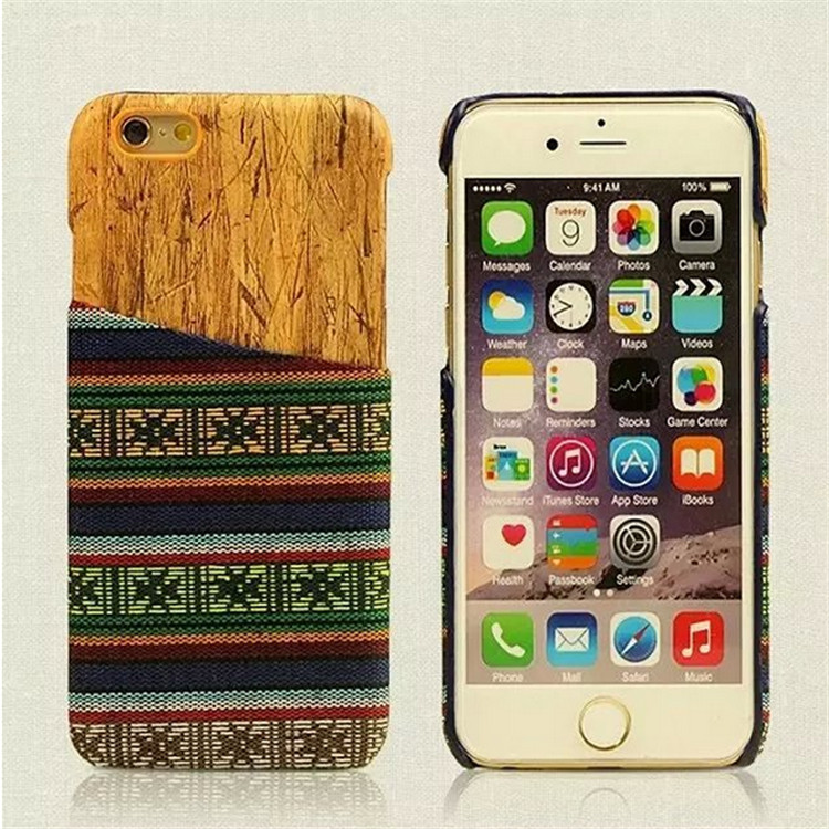 Amazon Hot Sale wooden free sample cell phone case for iphone 6s