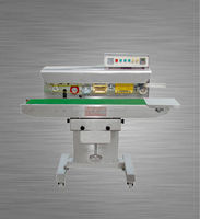 XK-1100H horizontal steel coding continuous sealing machine