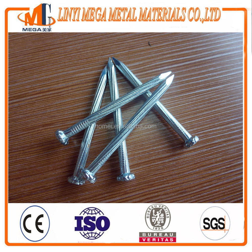 china nails factory hot sale stainless steel concrete nails