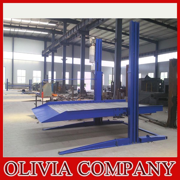 car parking lift for sale buy car packing lift used 2 post car