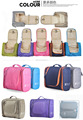Popular Convenient Travel Hanging Foldable Toiletry Bag Toiletry Kit Canvas Toiletry Bag