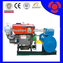 Small Type Diesel Gensets 10kw ChangChai Diesel Generator With ZS1100 Engine