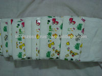 Baby Diapers With PE Film