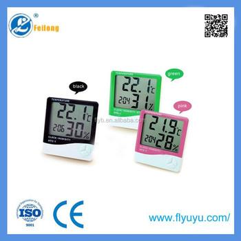 Bedroom children present temperature and humidity meter for Bedroom temperature
