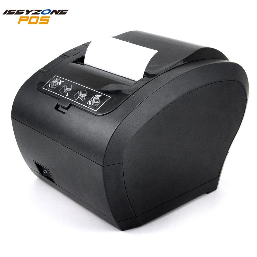 Issyzonepos Good Price For 300mm/S Thermal Airprint Pos Printer Wireless ITPP047