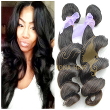 Top fashion super wave style malaysian hair superior qulaity raw human hair wholesale super line hair weave