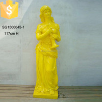 Hot selling cheap nude statue woman sculpture