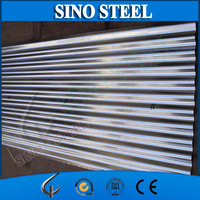 galvanised corrugated metal sheets