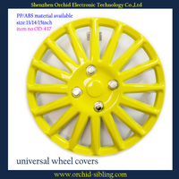 hot sale pp 15inch wheel cover
