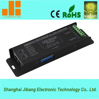 4 Channels 5A/CH DMX512 Decoder RGB Controller Led Driver with RJ45 port(DE8036)
