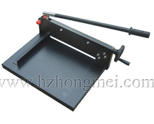 Industrial Black 310mm Manual Guillotine Paper Cutter for 2015 Hot Sale