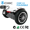 2016 NEW producut China Supplier CHIC LS 2 wheel electric standing scooter