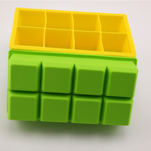 Unbreakable ice cube tray/shaped ice cube trays silicone manufacture