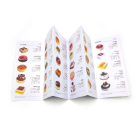 Custom Wholesale Full Color Glossy Paper Design Printing Service, Flyer , Booklet, Brochure, Catalogue Printing